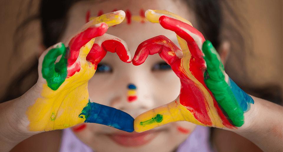 Destacada arte para niños