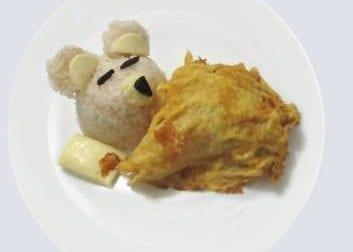 Receta arroz perezoso con Chocolisto