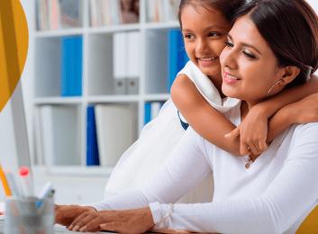 Cómo es ser madre soltera